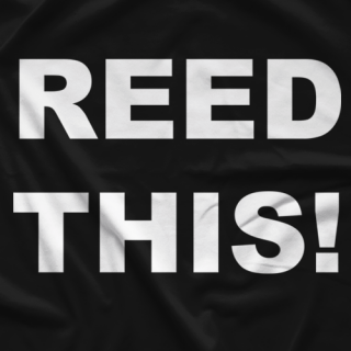 Reed This T-shirt