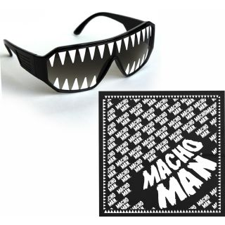 Macho Man Shark Teeth Package