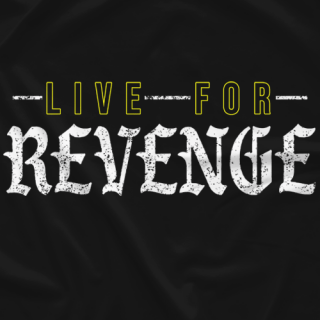 Live For Revenge 3 (Double-Sided)