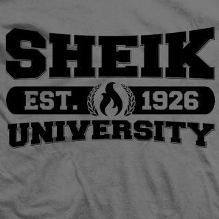 Graduated from Sheik University T-shirt