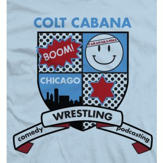 Colt Cabana Cabana Shield T-shirt