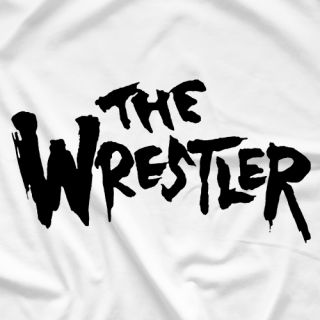 The Wrestler 2 (White)