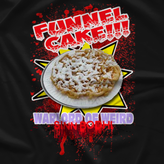 Sinn Bodhi Funnel Cake T-shirt