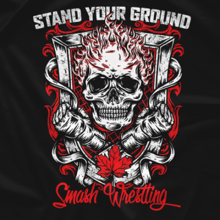 Stand Your ground - Red