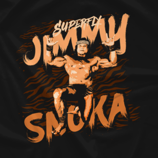Jimmy Snuka Retro