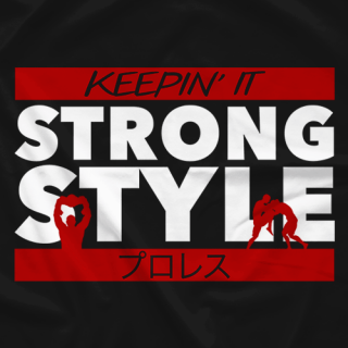 Keepin' It Strong Style Logo T-Shirt