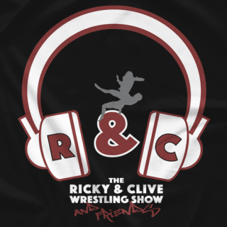 Ricky and Clive Wrestling Show T-Shirt