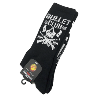 Bullet Club Adult Crew Socks