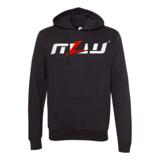 MLW Logo Pullover Hoodie