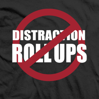 No Distraction Rollups