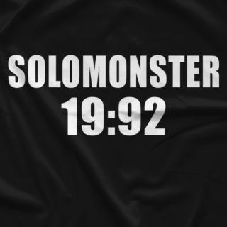 Solomonster 19:92 T-shirt