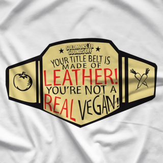 Real Vegan T-shirt