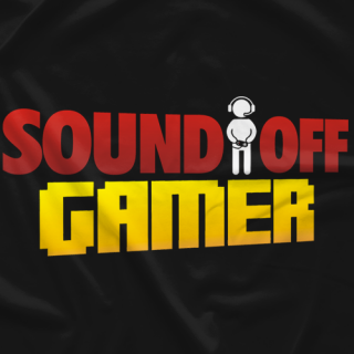 Sound Off Gamer Black
