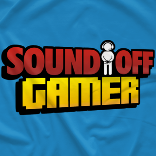 Sound Off Gamer Blue