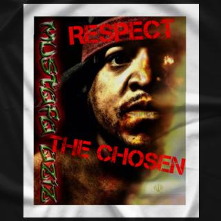 Respect The Chosen T-shirt
