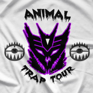 Animal Trap Tour T-shirt