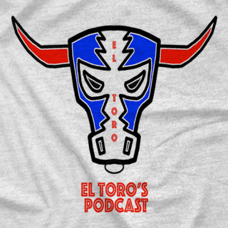 El Toro's Podcast GreyT-Shirt