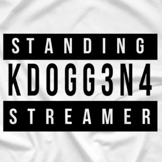 Standing Streamer