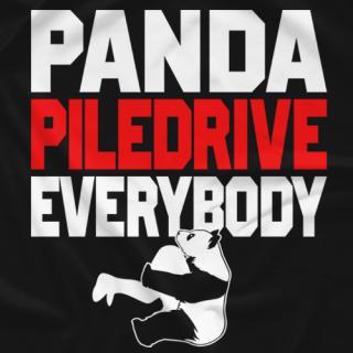 Panda Piledrive Everybody