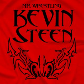 Steen is Mr. Wrestling