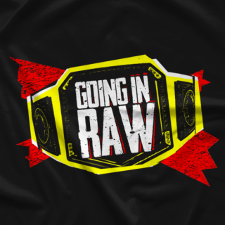 Going In RAW Logo T-shirt