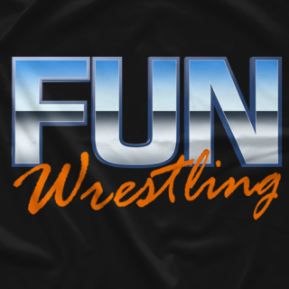 FUN Wrestling T-shirt