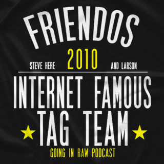 ORIGINAL Friendos Internet Famous Tag Team