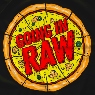 Going In Raw Pizza