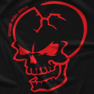Steve Austin BSR Stencil T-shirt