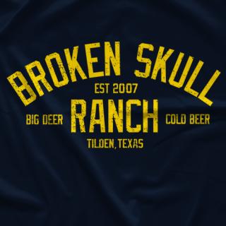 Steve Austin BSR Est 2007 T-shirt