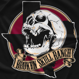 Steve Austin Screaming Skull T-shirt