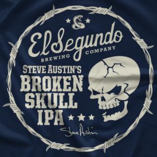 Steve Austin Broken Skull IPA T-shirt