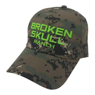 Steve Austin BSR Camo Hat