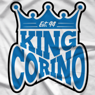Steve Corino King Corino Royalty T-shirt