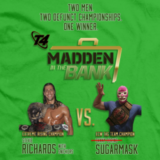 Madden in the Bank T-shirt