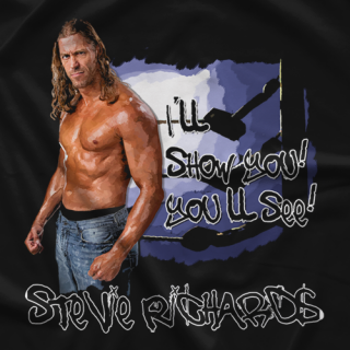 Stevie Richards Stevie Painting T-shirt
