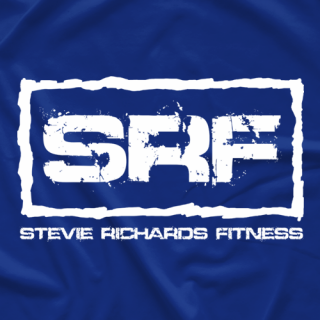 Stevie Richards Fitness T-shirt