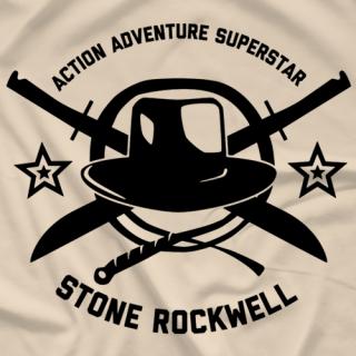 Action-Adventure Sword Logo