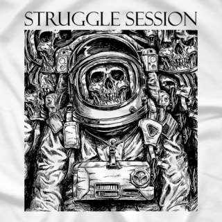 Dead Astronaut - White