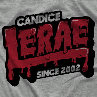 "- Clotheslined Apparel - Vintage Blend Soft T-shirt Candice LeRae ""#AndStill"""