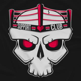 Support Club Logo T-shirt