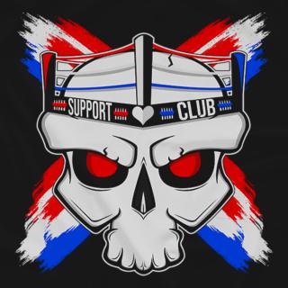 Support Club Washington D.C. T-Shirt