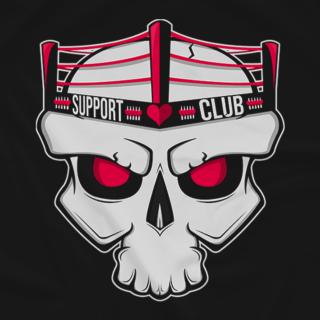 Support Club Logo T-Shirt Design