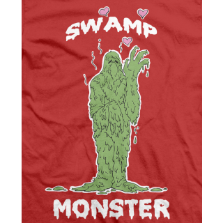 Chuck Taylor Swamp Monster T-shirt