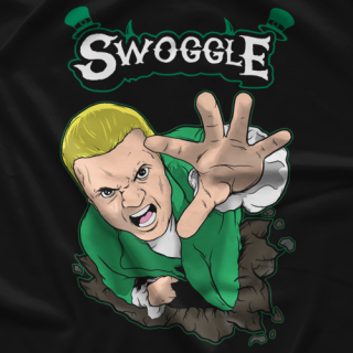 Swoggle Caricature T-shirt