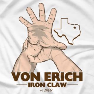 Von Erich Iron Claw