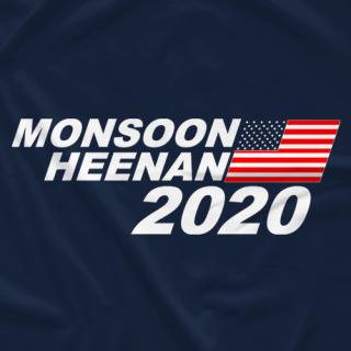 Monsoon Heenan 2020