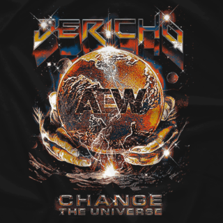 Chris Jericho - Change The Universe
