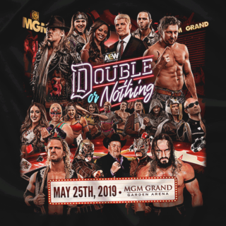 Double or Nothing Full Talent (Front Print Only)