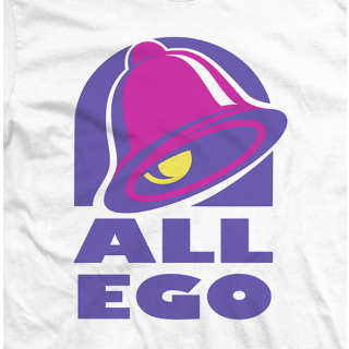 Ego Locos Tacos T-shirt
